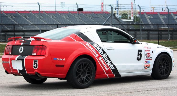 Roland DGA, Skip Barber Racing School Partner