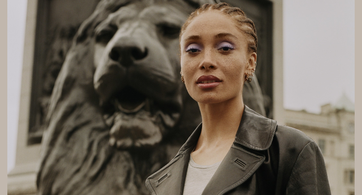 Rimmel London Taps Adwoa Aboah as a Global Activist for the Brand