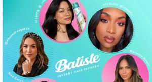 Dry Shampoo Brand Batiste Announces Brand Ambassadors