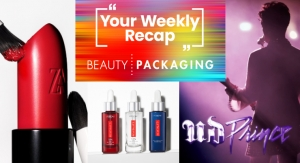 Weekly Recap: Prince Makeup Collection, Zara Beauty Line, Top 50 Cosmetics Companies & More