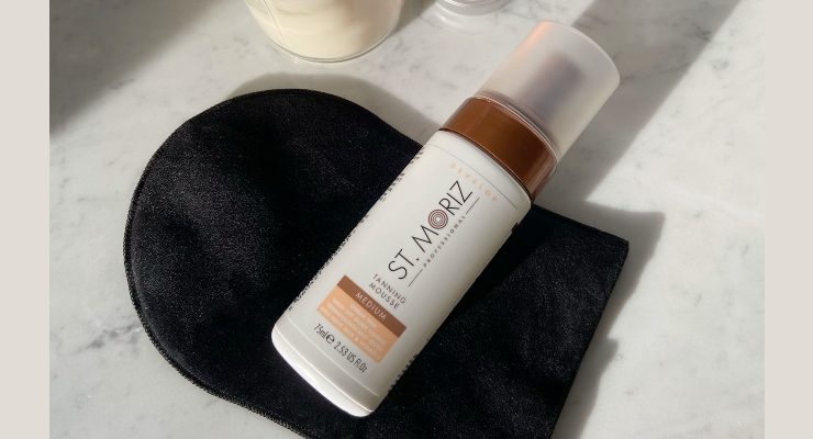 UK Tanning Beauty Brand St. Moriz Launches in Target