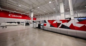 Canon Ranked No. 1 Market Share Leader for Total Production Inkjet in 2020