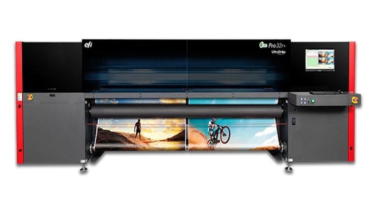 EFI Roll-to-Roll Printers Receive Type II Cert for Wallcoverings with No Lamination, Coating
