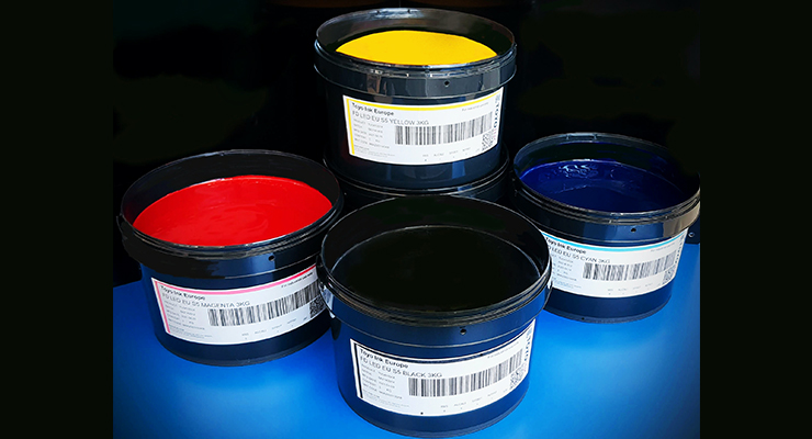 Toyo Ink Europe Launches FLASH DRY LE-UV, LED-UV Ink Series for Offset Printing