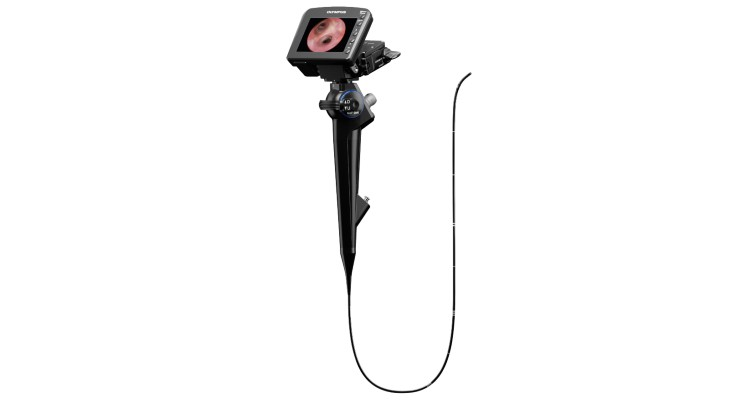 Olympus Rolls Out Airway Mobilescopes