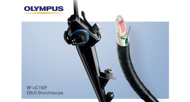 Olympus Releases New Endobronchial Ultrasound Bronchoscope