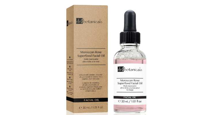 Dr Botanicals Natural Skincare Brand Launches on Walgreens Website