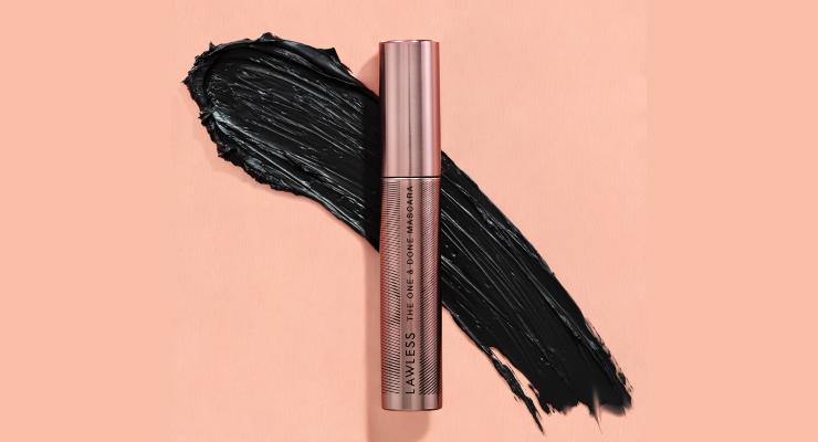 Indie Brand Lawless Beauty Introduces Longwear Clean Beauty Mascara