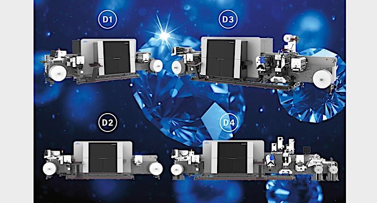 Gallus unveils Labelfire Diamond Core Series