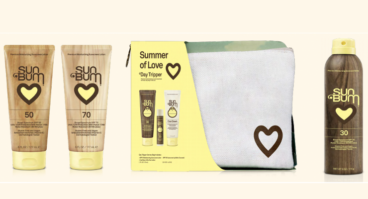 Sun Bum Launches Summer of Love Collection Exclusively at Target