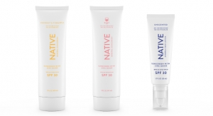 Native Launches New Natural Mineral-Based Sunscreens