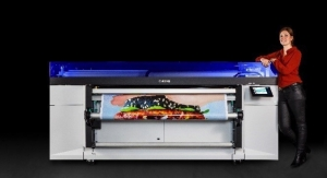 Canon Launches Colorado 1630 UVgel Roll-to-Roll Printer