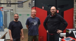 Labelwerk installs first Xeikon 3030 REX in Germany