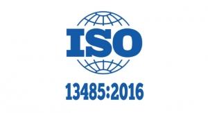 nanoComposix Achieves ISO13485:2016 Certification