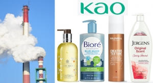 Kao Sets New Goals To Reduce Its Environmental Impact
