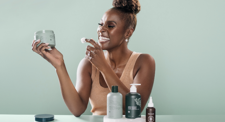 Indie Beauty Brand Sienna Naturals by Issa Rae Debuts Plant-Based Hair Care