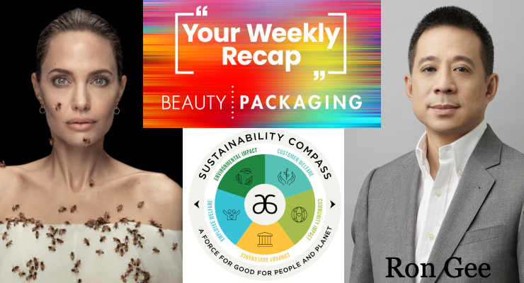 Weekly Recap: Guerlain World Bee Day, Arbonne Sustainability Strategy, Shiseido Americas CEO & More