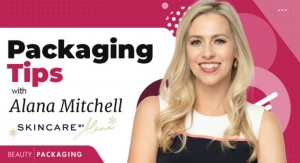 Alana Mitchell, Skincare by Alana, Offers Packaging Launch Tips to Small Brands
