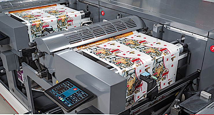 Chromatic Labels acquires Nilpeter FA-26 press