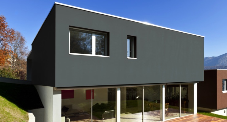 New CIN Thermo-Reflective Technology Includes Dark Colors in ETICS