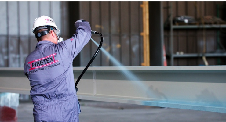 New Sherwin-Williams Cellulosic Fireproofing Coating Delivers Efficiencies