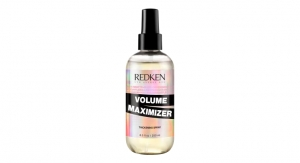 Redken Launches Volume Maximizer Thickening Spray for Hair
