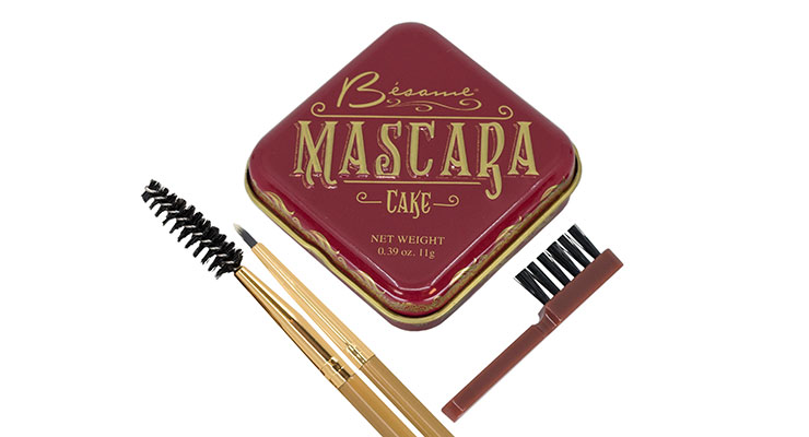 Bésame Cosmetics Luxe and Glamour, Now Via Refillables