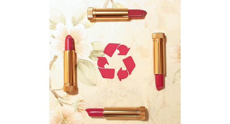 Meiyume Launches New Recyclable Lipstick Packaging