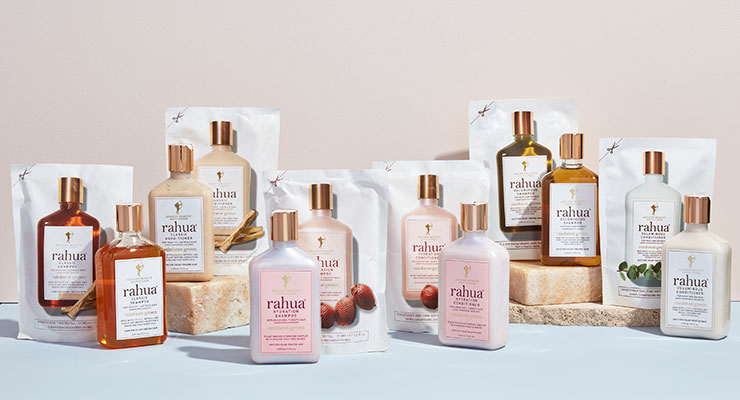 Luxe Brand Rahua Adds Refillables