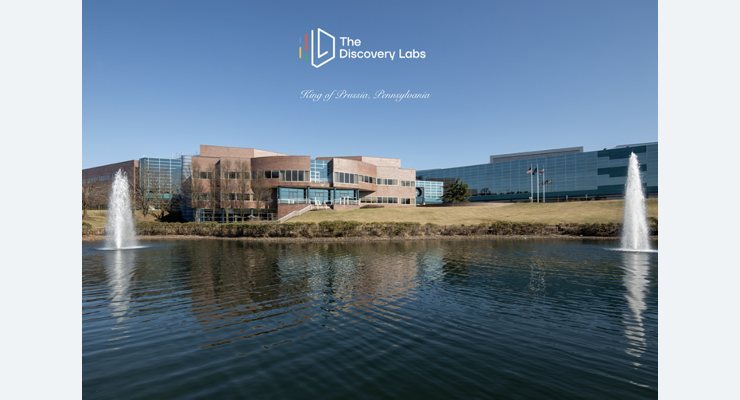 The Discovery Labs Signs Lease with UPenn