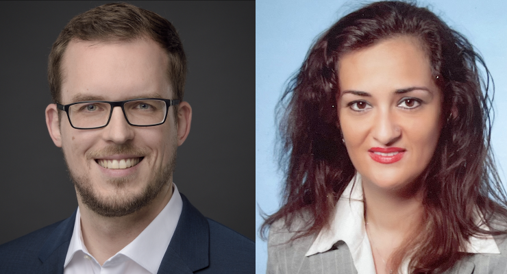ACG Appoints Senior Executives in Europe