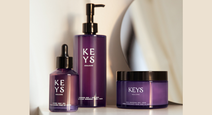 Keys Soulcare by Alicia Keys Adds Body Care Products