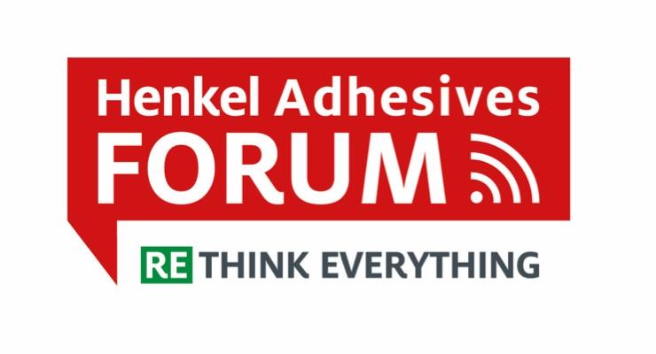 Henkel Adhesives Forum launches online