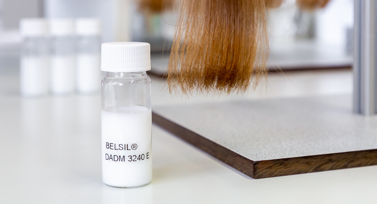 Wacker Develops Novel Silicone Co-Emulsion for Hair Care Products