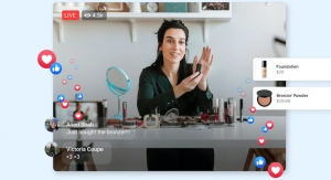 Facebook Rolled Out Live-Stream Shopping for Beauty