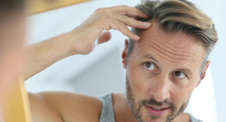 Hims & Hers Launches Spray Treatment for Hair Loss