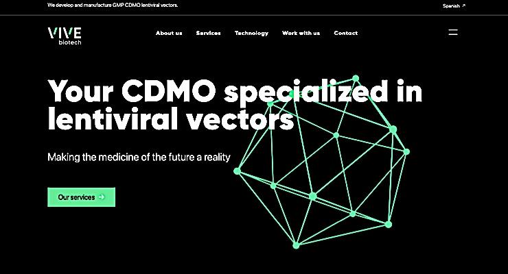VIVEbiotech Launches Lentiviral Vectors Mfg. Plant