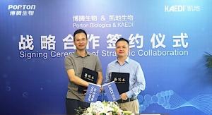 Portonbio Enters CAR-T Partnership with KAEDI