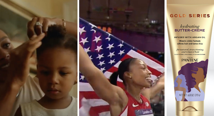 Pantene Recruits U.S. Olympian Allyson Felix
