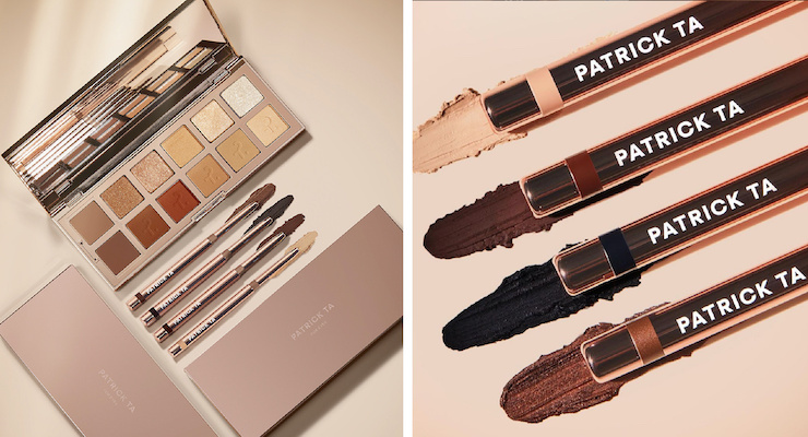 Patrick Ta Launches New Makeup Collection at Sephora