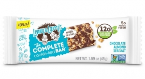 Lenny & Larry's Launches Plant-Based Protein Bar