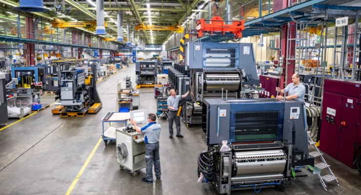 Heidelberg Expecting Profitable Growth in FY 2021/2022 and Subsequent Years