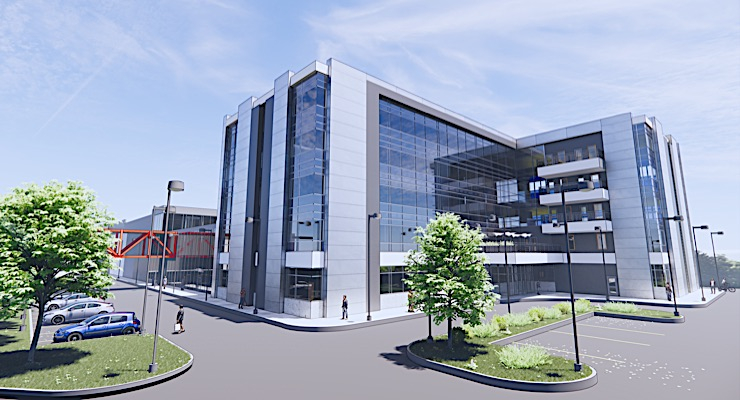 Yourway Breaks Ground on Major Expansion at Pennsylvania HQ