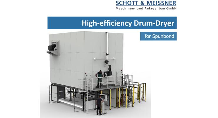 High-efficiency Drum-Dryer