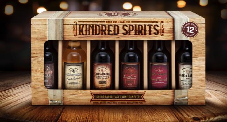 Spirits-inspired packaging for summertime