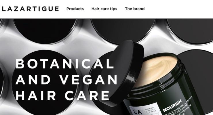 Lazartigue Enters US Retail Hair Care Market