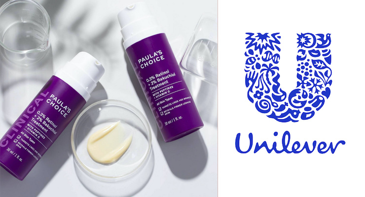 Unilever Acquires Paula's Choice Skincare