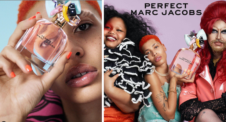 Marc Jacobs Fragrances Hosts Fundraiser on Cameo for the LGBTQIA+ Community