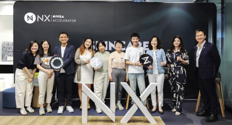 Beiersdorf's NX Nivea Accelerator Expands to China