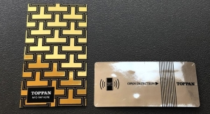 Toppan Leverages Decorative Printing Technologies to Create New NFC Labels